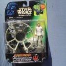 Star Wars Power the Force Luke Skywalker Gunner Station