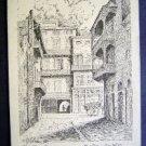 THE PETIT SALON C G Castleden's Sketches