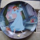 Knowles Collector Plate Cinderella Dream Heart Makes