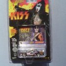 Johnny Lightning Gene Simmons Die-Cast Kiss Card  #5
