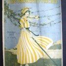 Oct 1915 Modern Priscilla Magazine Woman Rake Mitchell