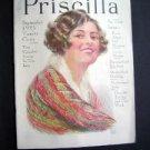 Sep 1926 Modern Priscilla  Magazine Pretty Woman Rines