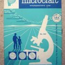 Porter Microcraft Electric Microscope Lab # 264 1960