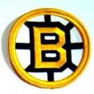 "Boston Bruins Hockey Cloth Jacket 4"" Patch"