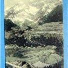 Die Parseierspitze von Pains  AUSTRIA early Post Card