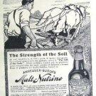 Jan 1921 Anheuser-Busch Malt Nutrine Harpers Adv