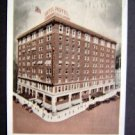 Hotel Jamestown Jamestown New York Post Card