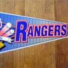 Texas Rangers New Baseball Pennant 1990's Wincraft