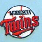 "Minnesota Twins Baseball Cloth  2"" Patch"