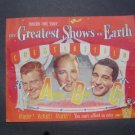 1940s ABCs Greatest Show On Earth Godfrey Crosby Como