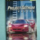 Video Booklet Manual ONLY Xbox Project Gotham Racing