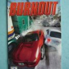 Video Booklet Manual ONLY Playstation 2 Burnout