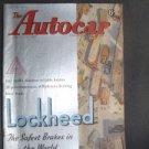 June 14 1946 Autocar Magazine Racing Race Car Shows