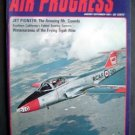 AIR PROGRESS MAGAZINE Military~Fly~Vietnam Aug Sep 65
