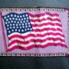 Circa 1900 United States Tobacco Nation Flag Felt Blank