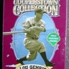 Lou Gehrig Cooperstown Collection Starting Lineup Doll