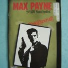 Video Booklet Manual ONLY for Playstation Max Panye