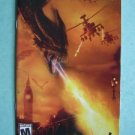 Video Booklet Manual ONLY for Playstation Range of Fire