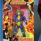 "Marvel Universe Polaris 10"" poseable Toy Biz 1997 MIB"