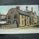 Hawthorne's Birthplace Salem Mass