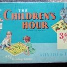 The Children's Hour Game Peanut Porky Fishing 1958