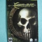 Video Booklet Manual ONLY for Xbox Enclave