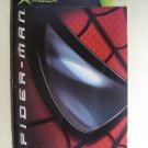Video Booklet Manual ONLY for Xbox Spiderman ActiVision