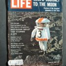 Apr 27 1962 LIFE Mag Man's Journey To The Moon Space