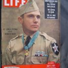 Life Magazine Sgt Pittman & Medal Of Honor JUL 2 1951