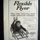 1916 Flexible Flyer Sled St Nicholas Advertisement