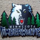 "Minnesota Timberwolves NBA Basketball Logo Patch 7"""
