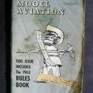 Model Aviation Mar 1962  ~ Academy of Model Aeronautics