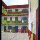 New Orleans Louisiana Courtyard & Prison Rooms Cabildo