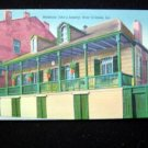 New Orleans Louisiana Madame Johns Legacy Postcard