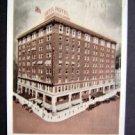 Hotel Jamestown Jamestown New York Postcard
