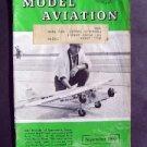 Model Aviation Sep 1960  ~ Academy of Model Aeronautics