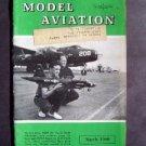 Model Aviation Mar 1960  ~ Academy of Model Aeronautics