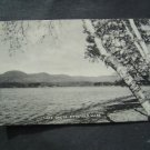 Lake Onata  Pittsfield  Mass Postcard
