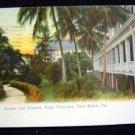 1911 Royal Poinciana Garden Veranda Palm Beach Fla