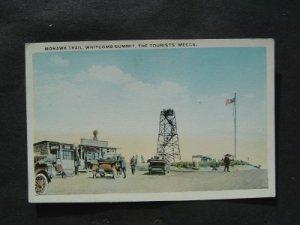Mohawk Trail Whitcomb Summit Tourist Mecca Postcard