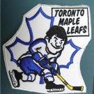 "Toronto Maple Leafs Hockey Caricature Patch 7"""
