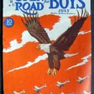 JUL 1939 OPEN ROAD FOR BOYS WWII  MILITARY RIFLE PLANE