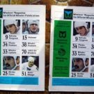 GOAL Hockey Magazine Dec 83 & Jan 84  Whalers No Covers