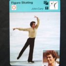 1977-1979 Sportscaster Card Figure Skating John Curry 12-18