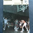 1977-1979 Sportscaster Card Basketball Refereeing 07-09