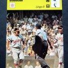 1977-1979 Sportscaster Card Baseball Lingo II 18-16