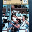 1977-1979 Sportscaster Card Basketball A Game For Giants  09-16