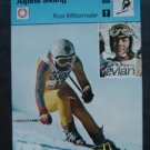 1977-1979 Sportscaster Card Alpine Skiing Rosi Mittermaier 03-14