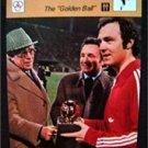1977-1979 Sportscaster Card Soccer The Golden Ball 11-18