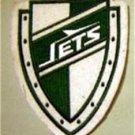 "New York Jets Cloth NFL Football Jacket Patch 5"""